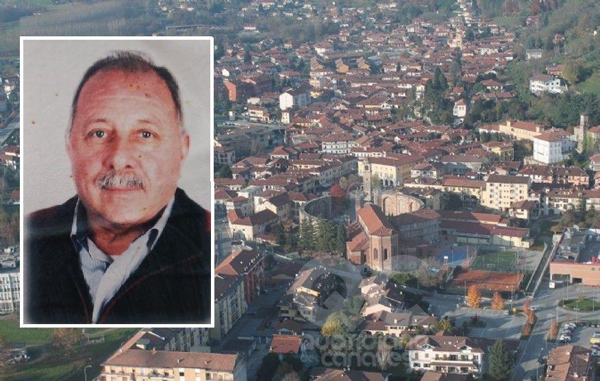 CASTELLAMONTE - Città in lutto per la scomparsa di Armando Ertola, Re Pignatun del Carnevale 2010