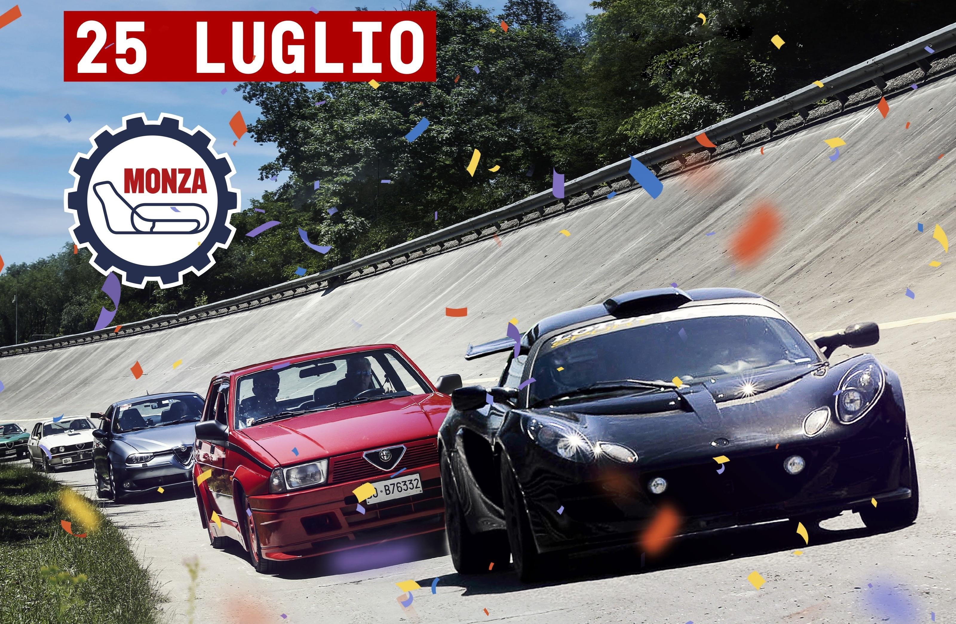 WEEKEND - Sul circuito di Monza per la Festa dell'Automobilista
