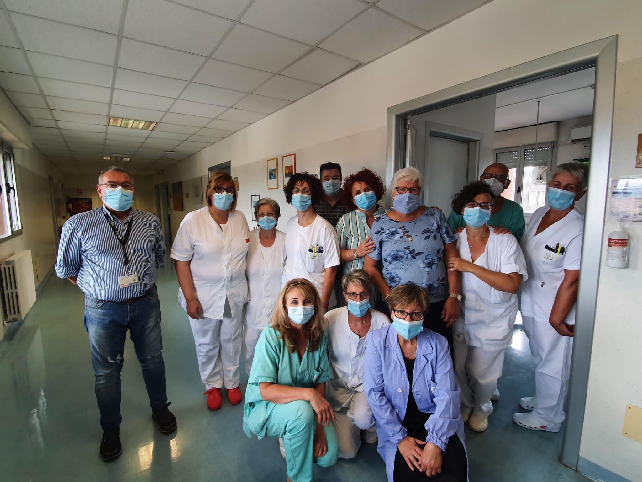 CUORGNE' - Televisori in dono al reparto oncologia dell'ospedale nel ricordo di Bruno Leone