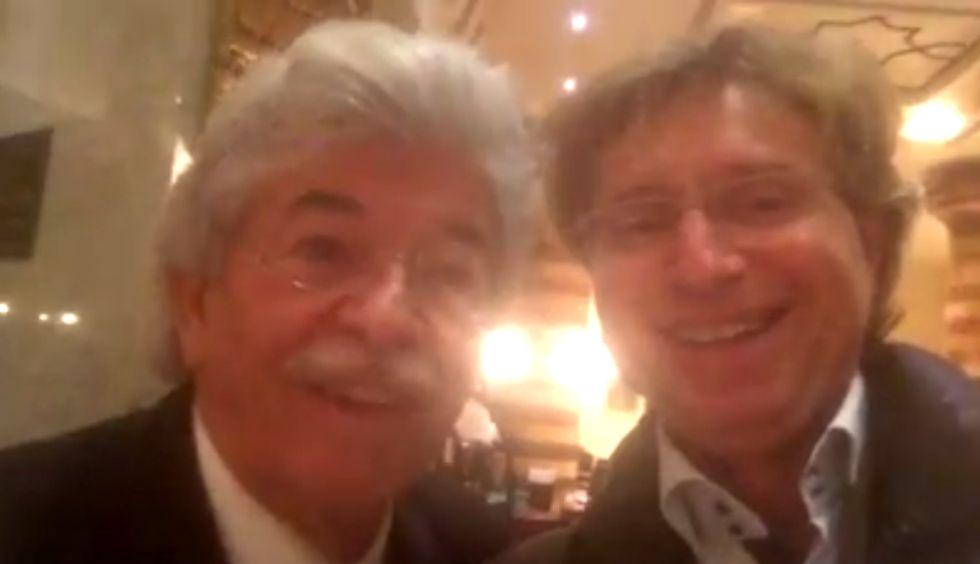 RIVAROLO - Il Senatore Razzi al sindaco Rostagno: «Fatti i c... tuoi». Il Pd all'attacco - VIDEO