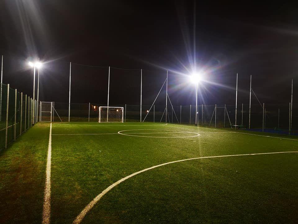 BORGARO - Calcio a 5: campi illuminati di sera... «a richiesta»