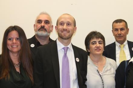 ELEZIONI RIVAROLO - M5S: Alex Chiapetto candidato a sindaco