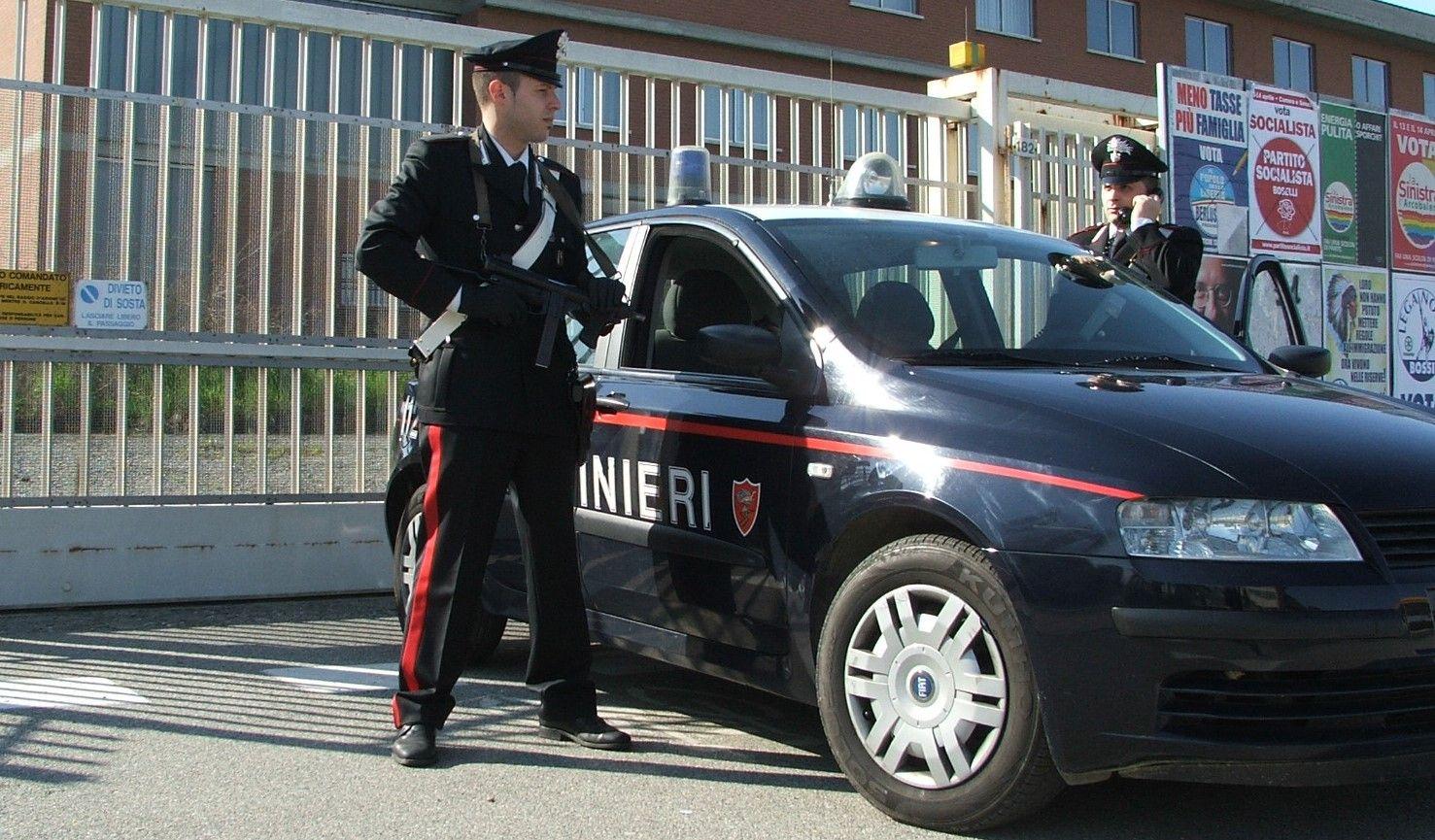 CANAVESE - E' l'autore di 32 furti: sinti arrestato dai carabinieri