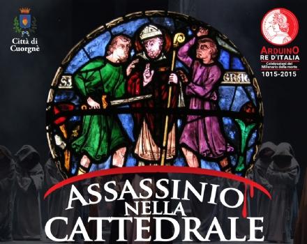 CUORGNE' - Stasera Ugo Pagliai ed il grande teatro in scena