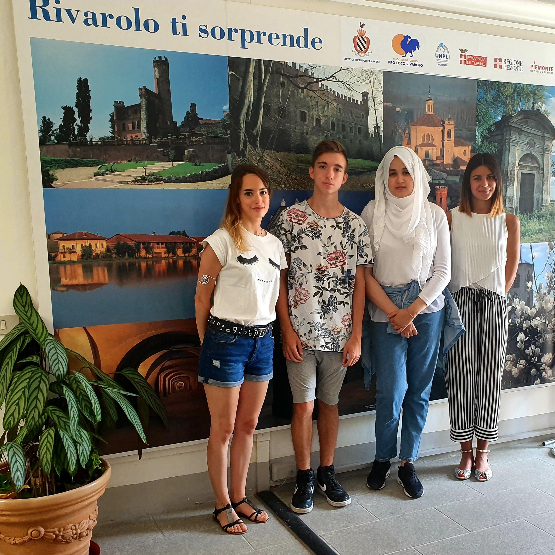 RIVAROLO CANAVESE - Alternanza Scuola-Lavoro presso la Pro Loco di Rivarolo
