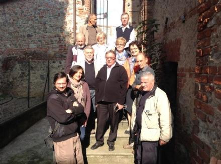 CASTELLAMONTE - L'archivio storico diventa digitale grazie ai volontari di «Terra Mia»