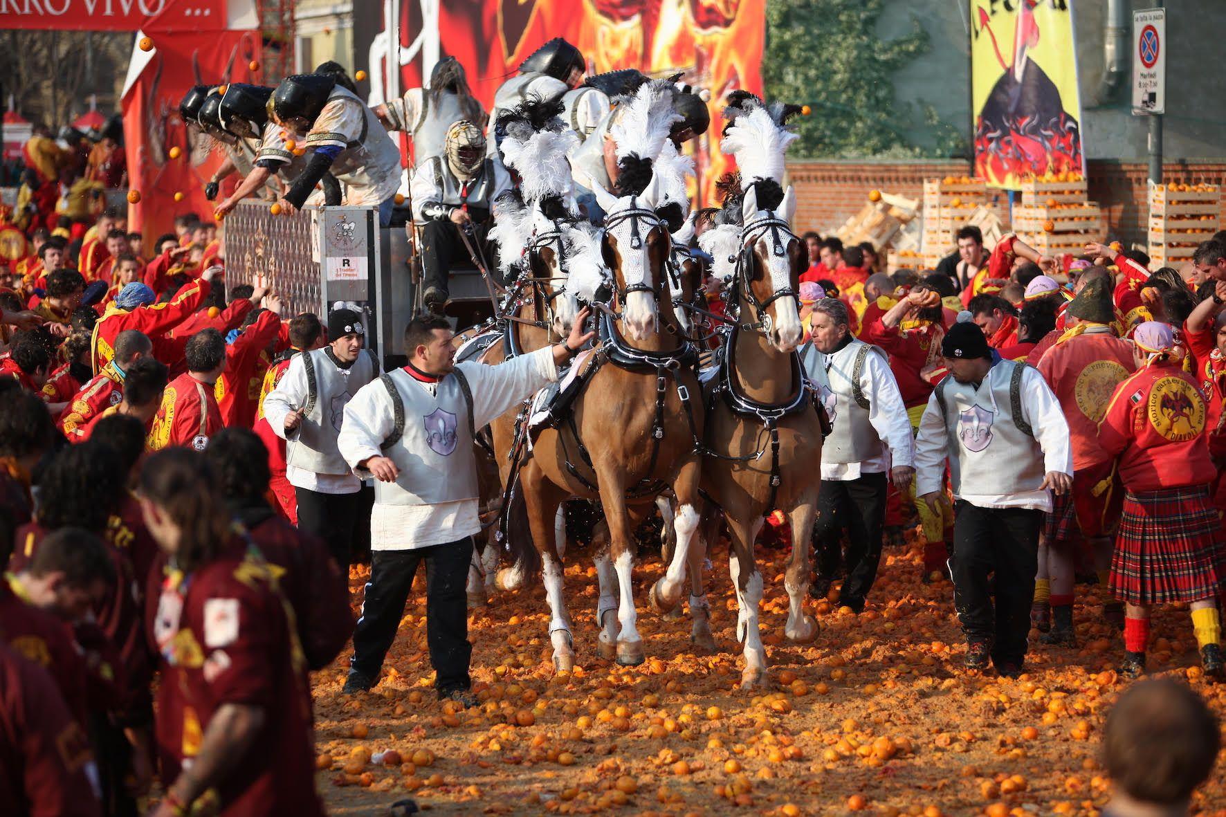 IVREA - Carnevale, le Componenti deluse scrivono al sindaco