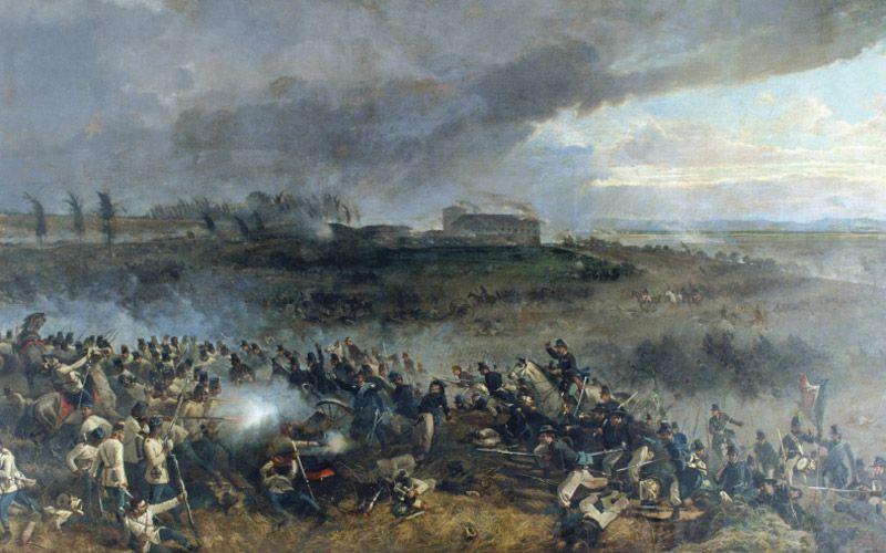 SETTIMO VITTONE - Da Settimo alla battaglia di San Martino del 24 giugno di 160 anni fa