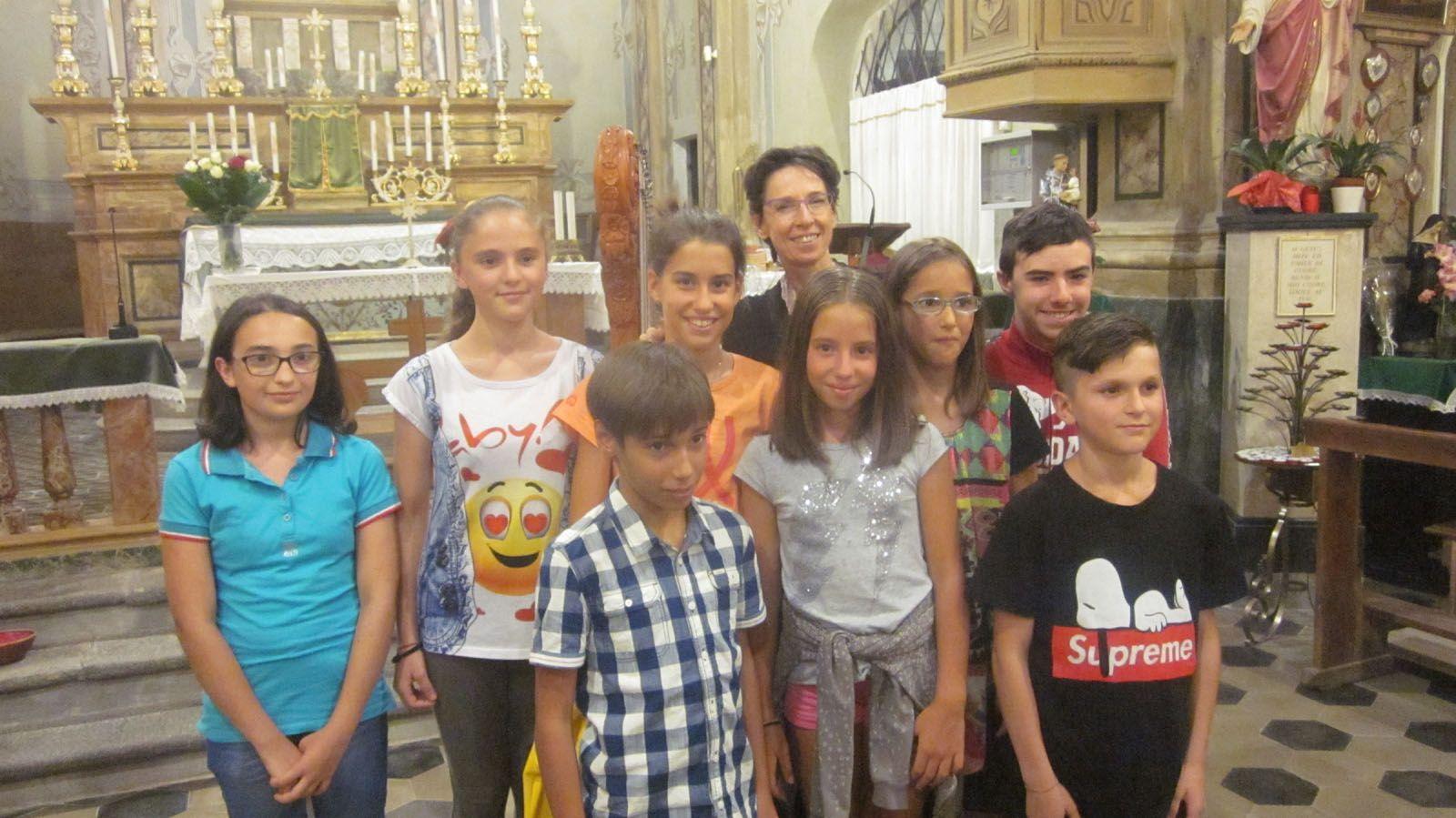 CASTELLAMONTE - Chiesa gremita, a Campo, per il concerto di Mara Galassi