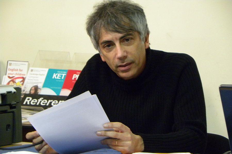 CUORGNE' - Antonio Rinaldis candidato alle elezioni Regionali