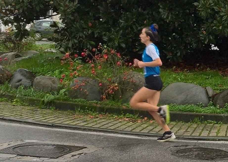 ATLETICA LEGGERA - Sara Borello vince la «Corri e Cammina» di Borgaro