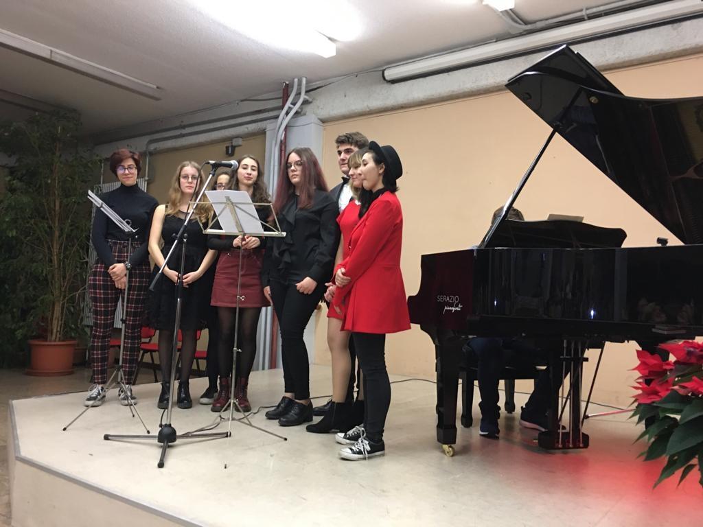 CALUSO - Successo per il concerto «Note di Natale» al Martinetti