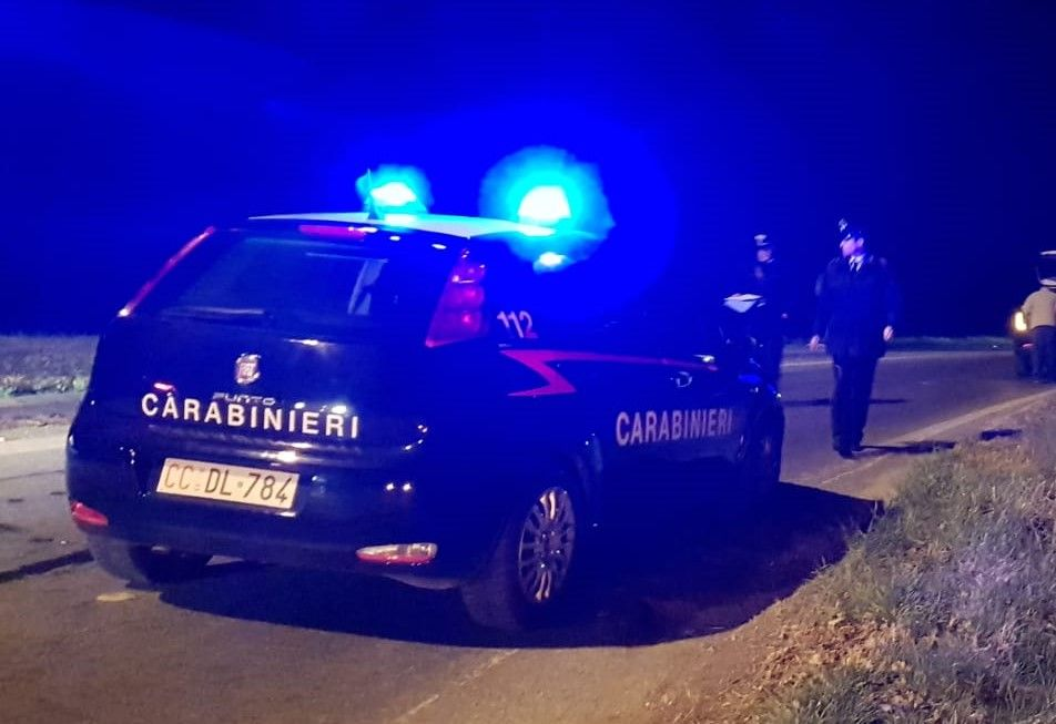 BORGOFRANCO - Rubati camion ed escavatore con il Gps: un arresto
