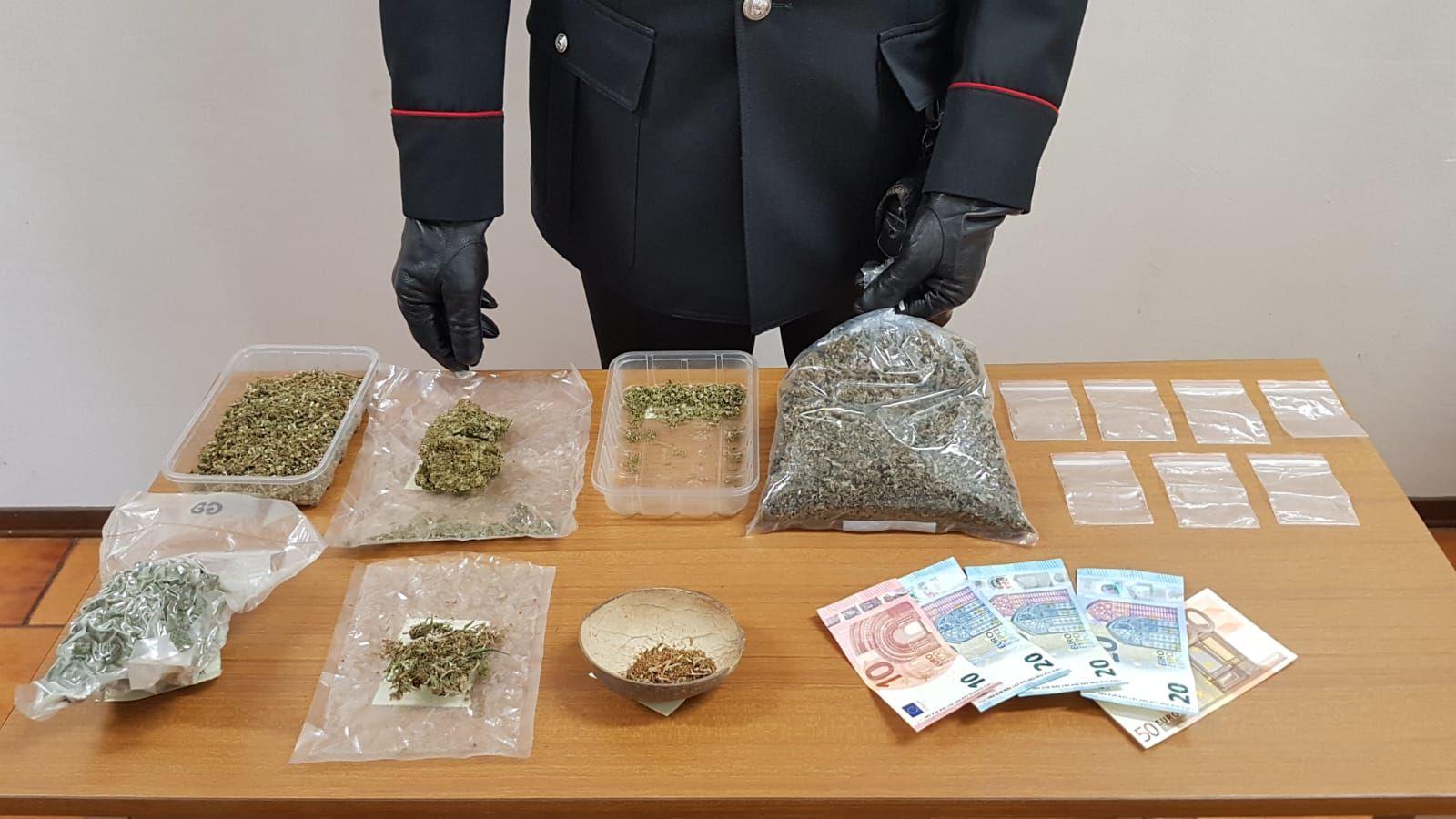 VALCHIUSA - Un altro arresto per spaccio di droga in Valchiusella: nei guai un 46enne incensurato