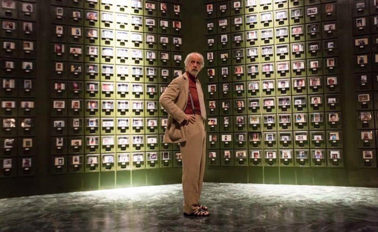 CANAVESE AL CINEMA - Toni Servillo e Dustin Hoffman in sala con «L'uomo del labirinto» - GUARDA IL TRAILER