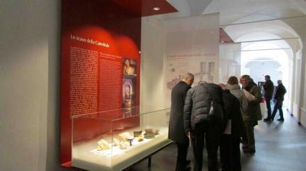 IVREA - Dopo 30 anni rinasce il Museo Garda - LE FOTO