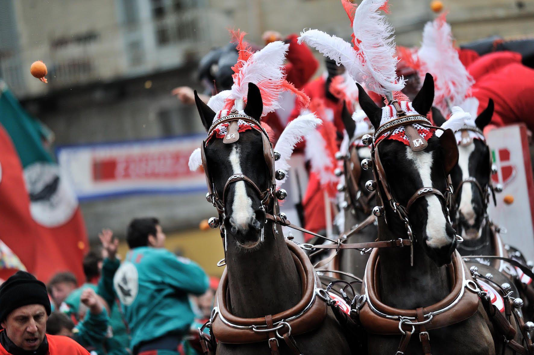 IVREA - Polemiche sullo Storico Carnevale: la giunta va avanti