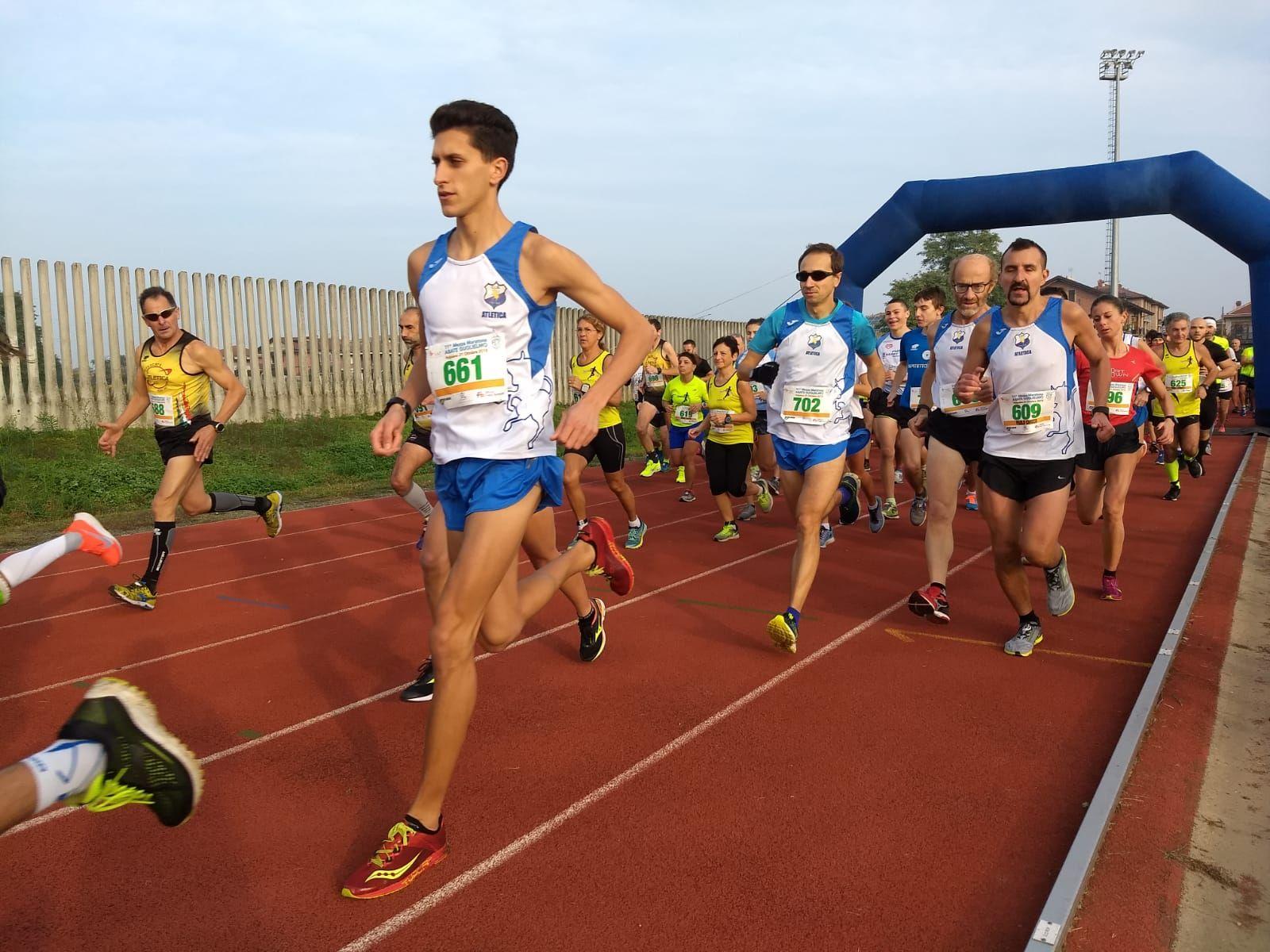 PODISMO - Grande successo per la Mezza Maratona dell'Abate Guglielmo - FOTO
