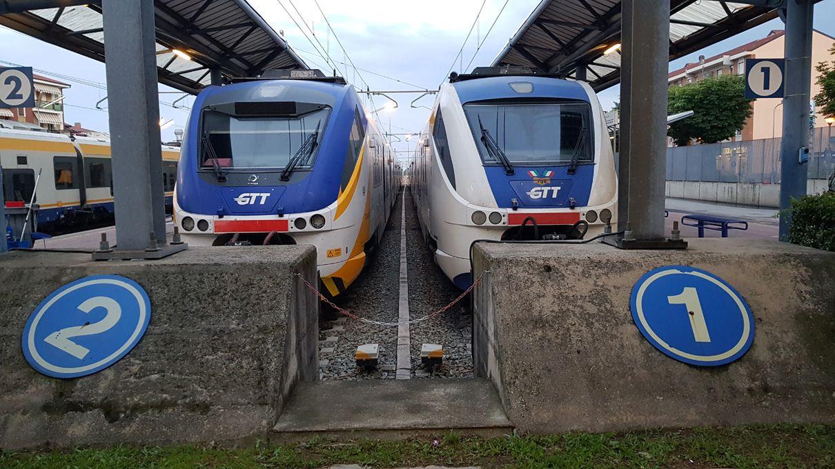 CANAVESANA - Personale Gtt in mutua, saltano diversi treni Sfm1