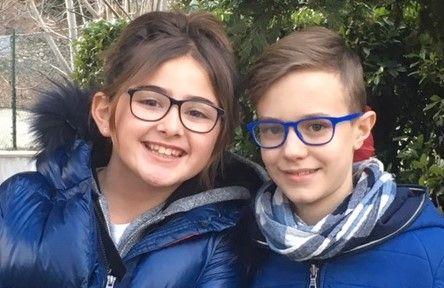 SALASSA - Greta Blengini e Alberto Bugni «Principi» del Carnevale