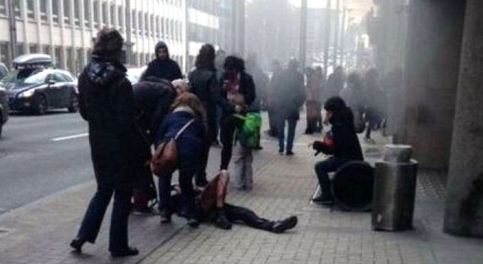 TERRORE A BRUXELLES - «Sono salvo perché ero in ritardo. E' un miracolo poterlo raccontare»