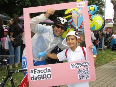 GIRO D'ITALIA - #FacciadaGiro, la passione è rosa - FOTO  4