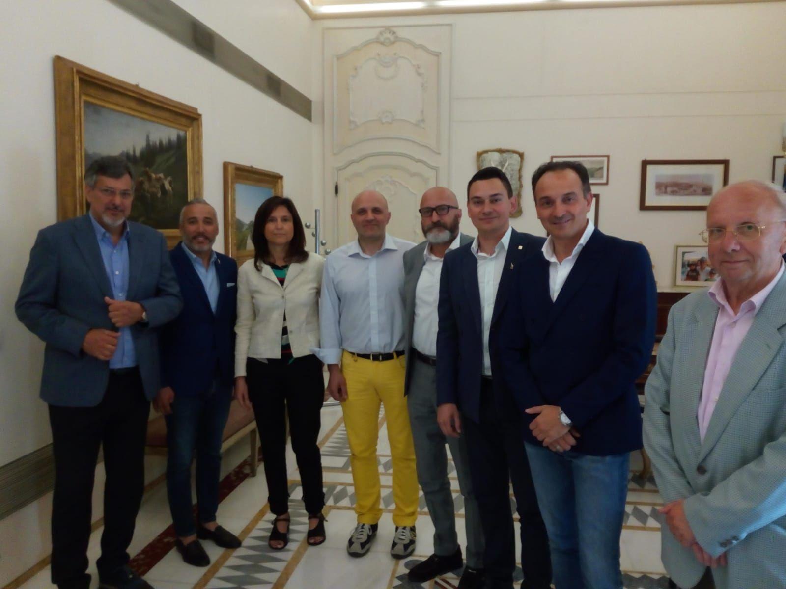 CANAVESE - Incontro in Regione con l'assessore Fabio Carosso per parlare di Asa