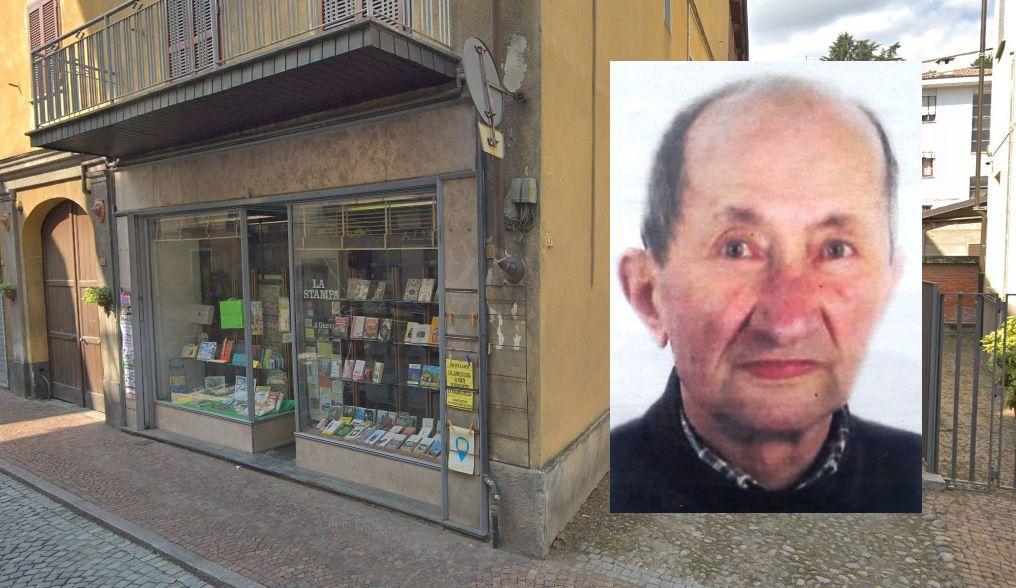 CASTELLAMONTE - La città in lutto per l'addio a Livio Camerlo