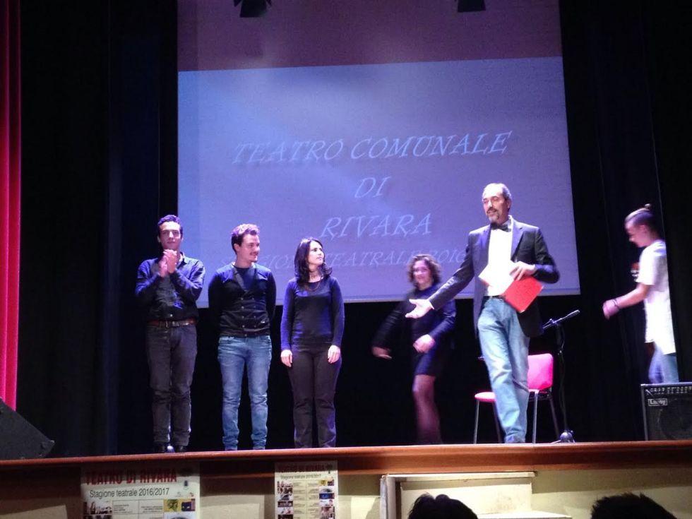 RIVARA - Presentata una super stagione teatrale - FOTO