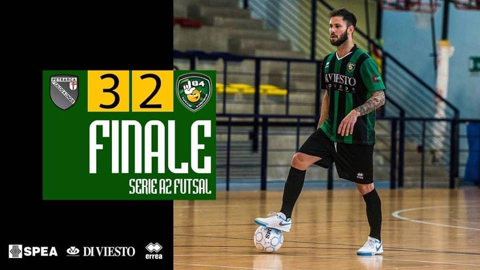 CALCIO A 5 SERIE A2 - L84 sconfitta di misura dalla capolista Padova
