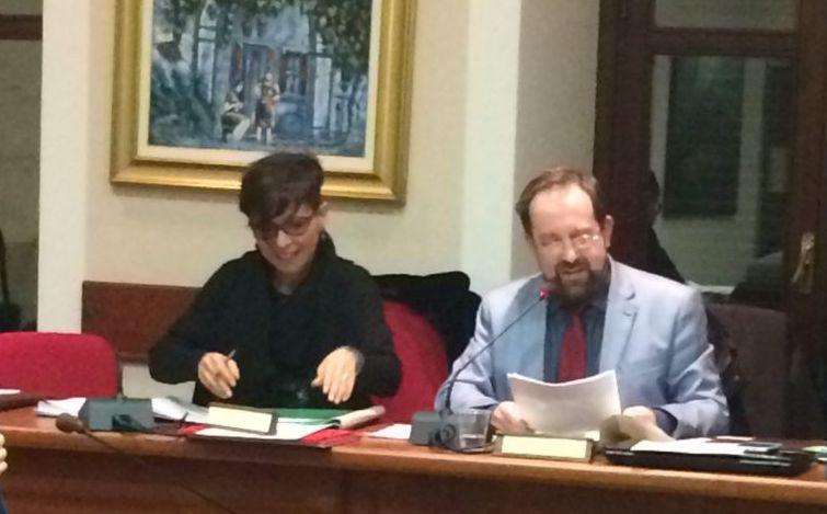 LEINI - Dopo quasi tre anni, il segretario Stefania Truscia lascia il Comune