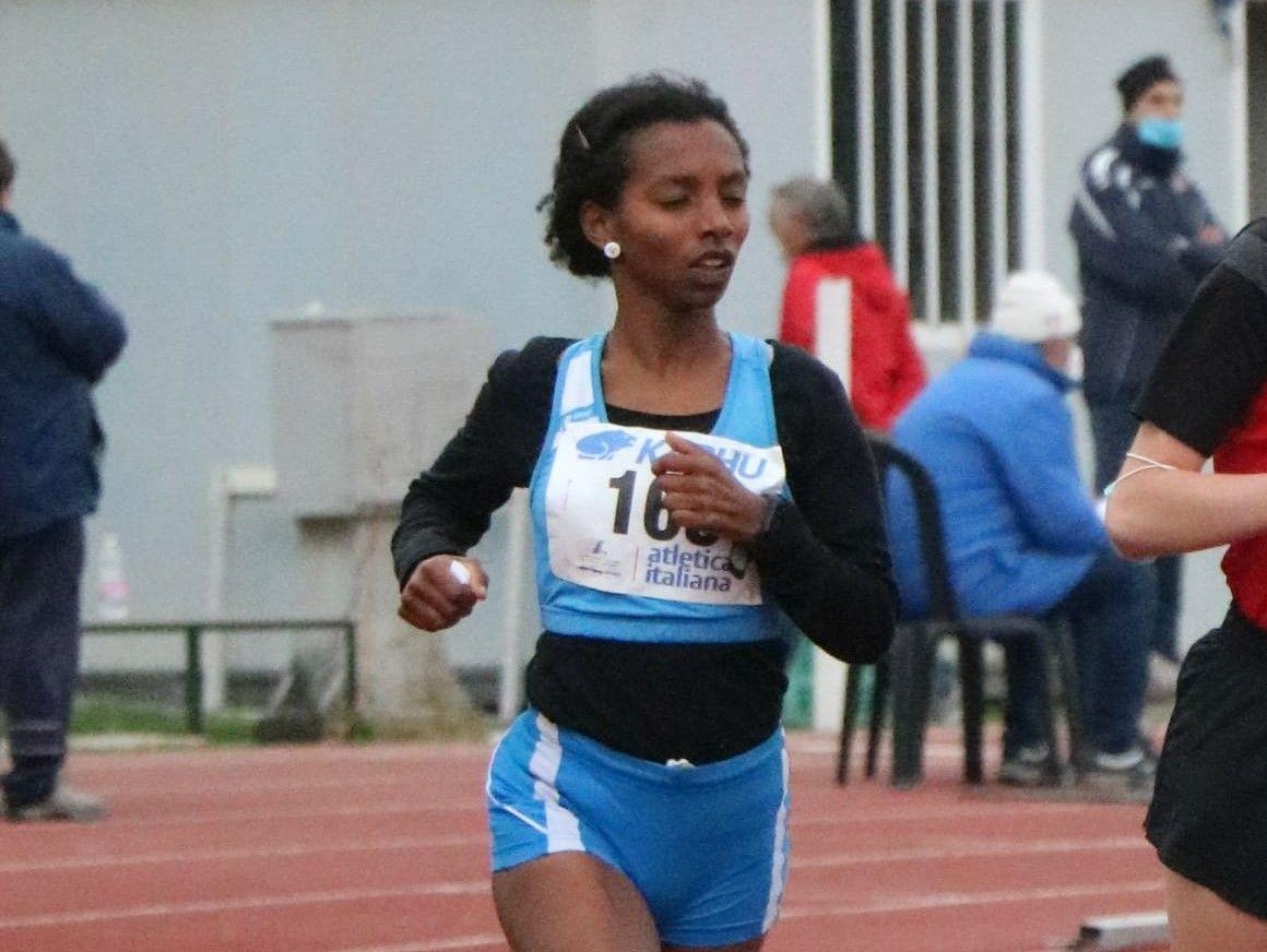 ATLETICA LEGGERA - Mastewal Ghisio centra la medaglia di bronzo ai campionati piemontesi
