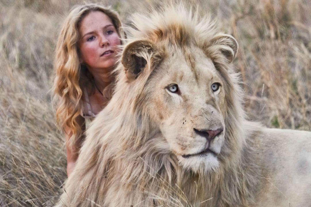 CINEMA IN CANAVESE - Nelle sale la storia di «Mia e il leone bianco» - TRAILER