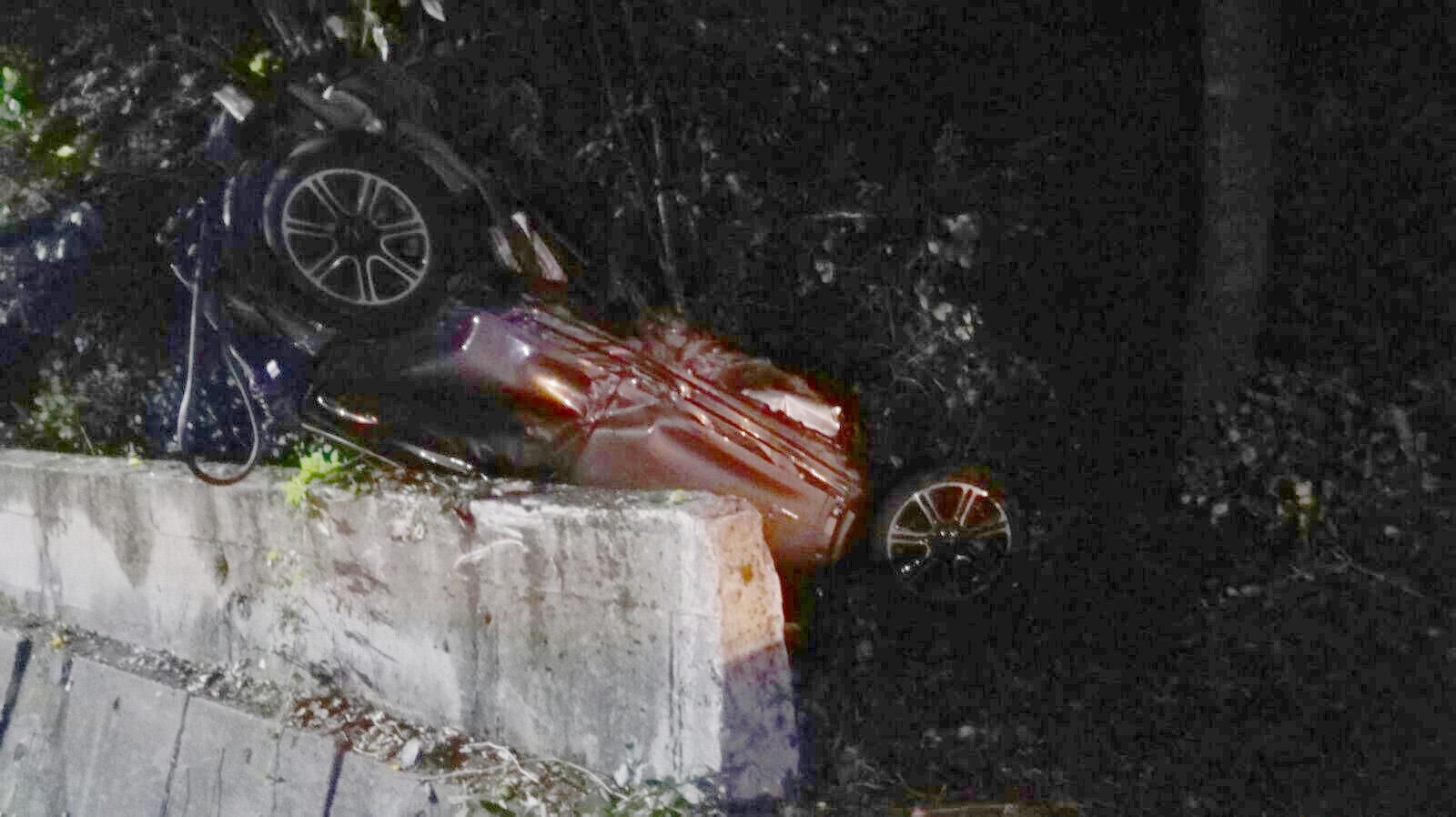 INCIDENTE MORTALE SULLA 460 - PERDE LA VITA L'IMPRENDITORE GIAMPIERO MATTIODA - FOTO