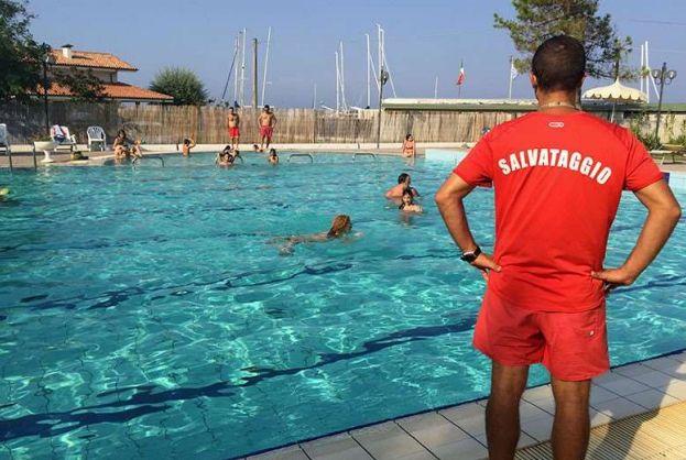 RIVAROLO - Un corso per diventare «Bagnino di Salvataggio»