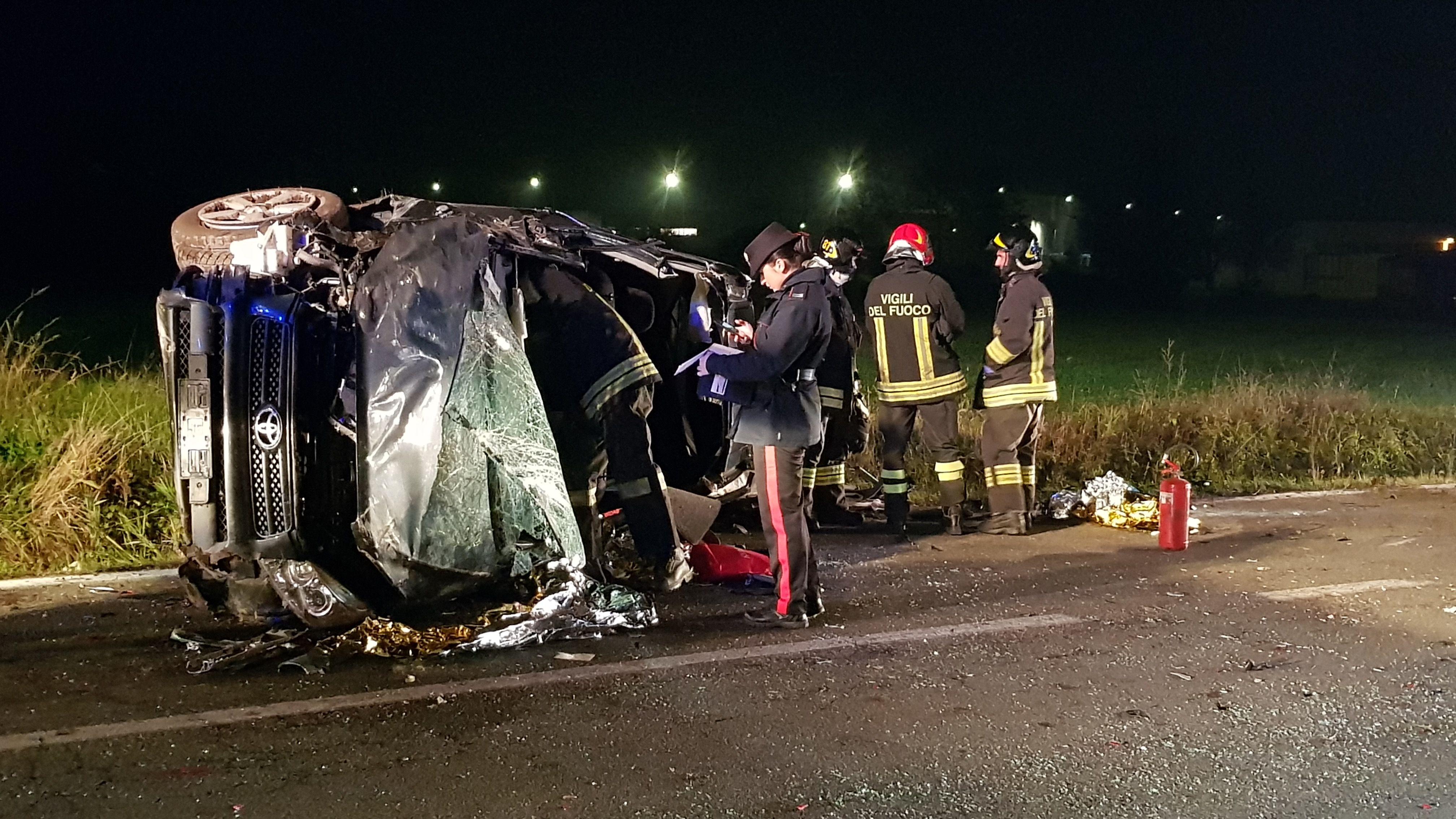 BALDISSERO-CASTELLAMONTE - Spaventoso incidente sulla provinciale 222: una donna ferita - FOTO E VIDEO