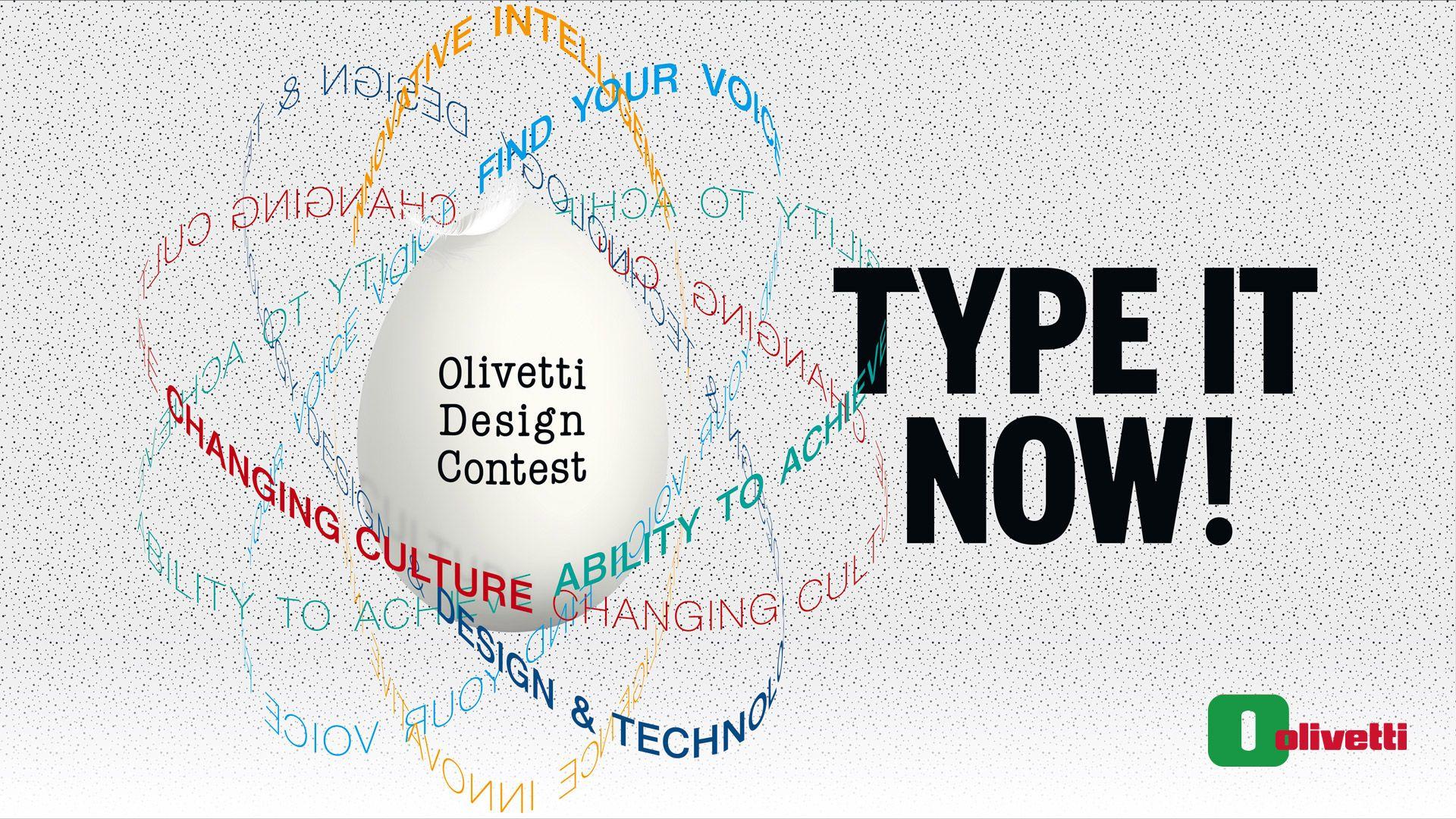 IVREA - Studenti da tutto il mondo per l'Olivetti Design Contest 2020-2021: nascerà il font «Olivetti Type»