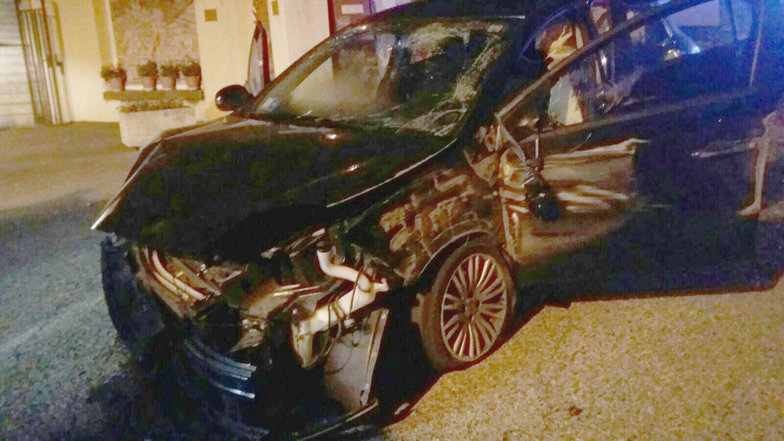 CINTANO - Incidente mortale: il conducente positivo ad alcol e droga. Denunciato per omicidio stradale