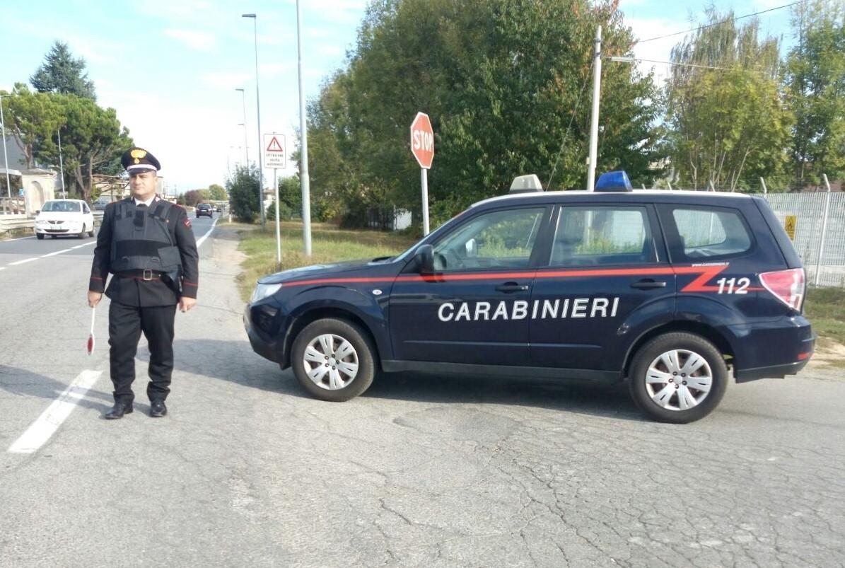 RIVARA - Furti nelle case: due persone denunciate dai carabinieri
