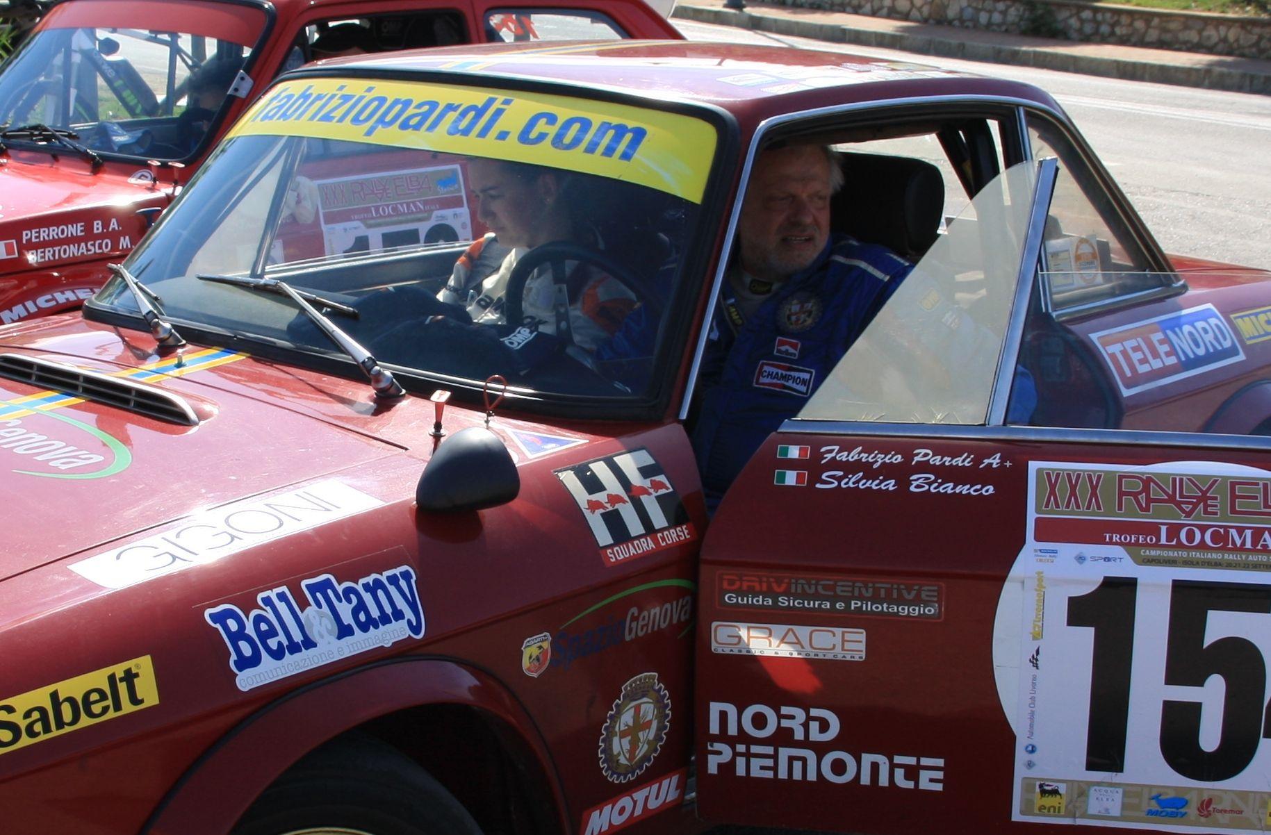 RALLY - Il team canavesano Pardi-Bianco è Campione d'Italia Rally Storici