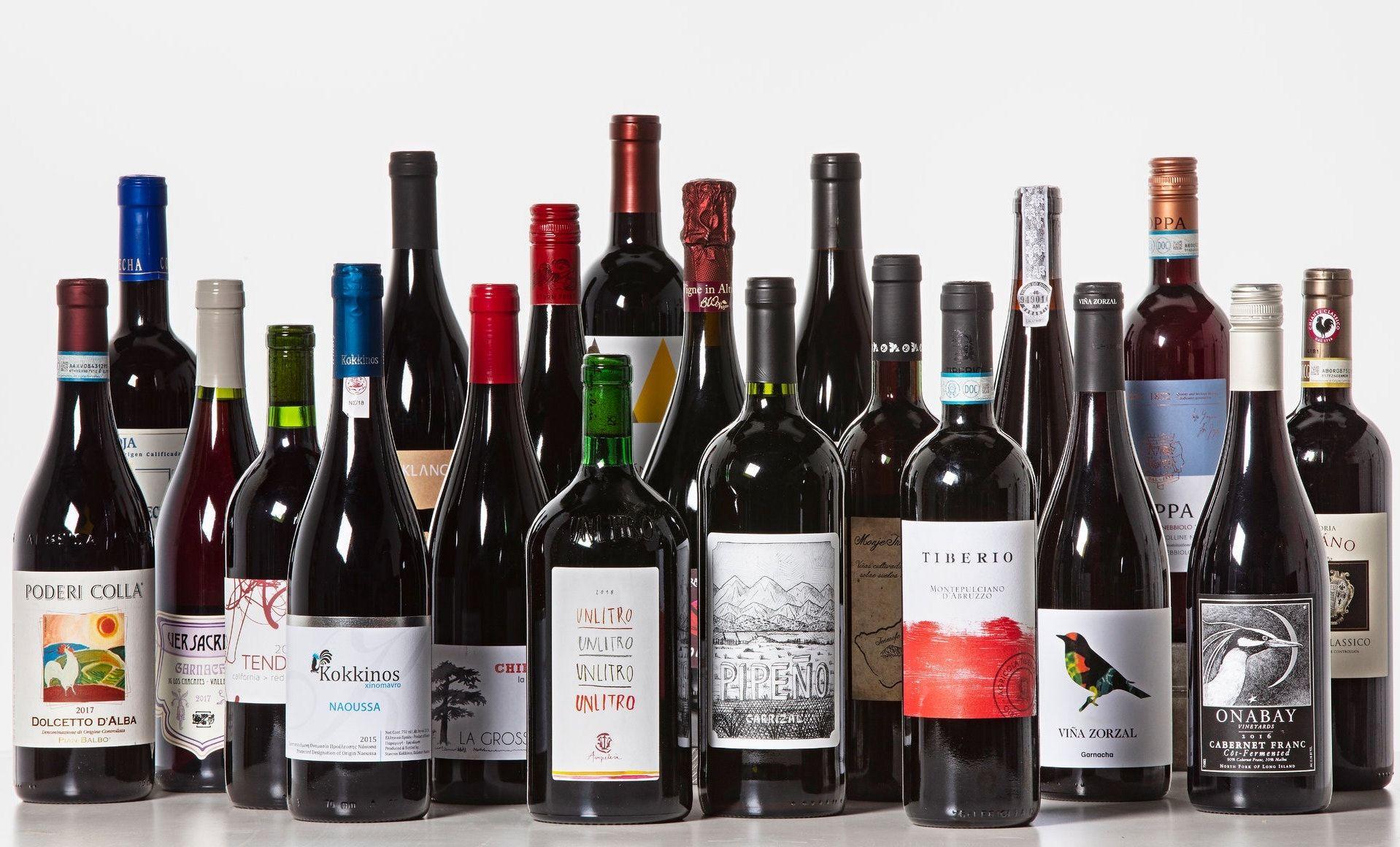 WINE - Venti vini straordinari a meno di 20 euro - FOTO
