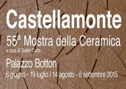 CASTELLAMONTE - L'eccellenza della Terra Rossa per la Mostra della Ceramica 2015