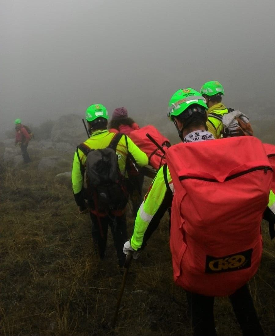 LOCANA - Pastore trovato morto a quota 2000 metri: la salma recuperata dal soccorso alpino