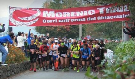 CANAVESE - Da tutta Europa per correre il «Morenic Trail»