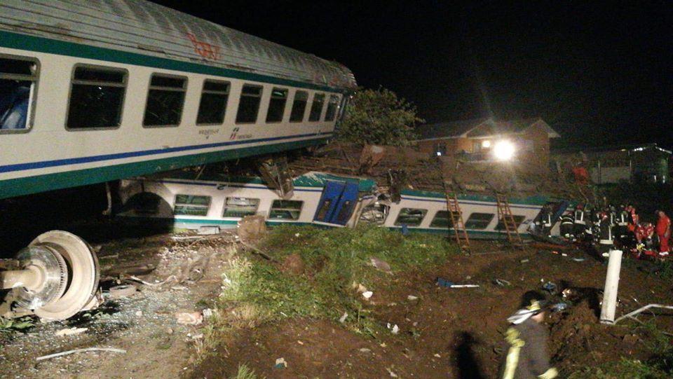 CALUSO - Il testimone: «Così abbiamo salvato i passeggeri» - VIDEO