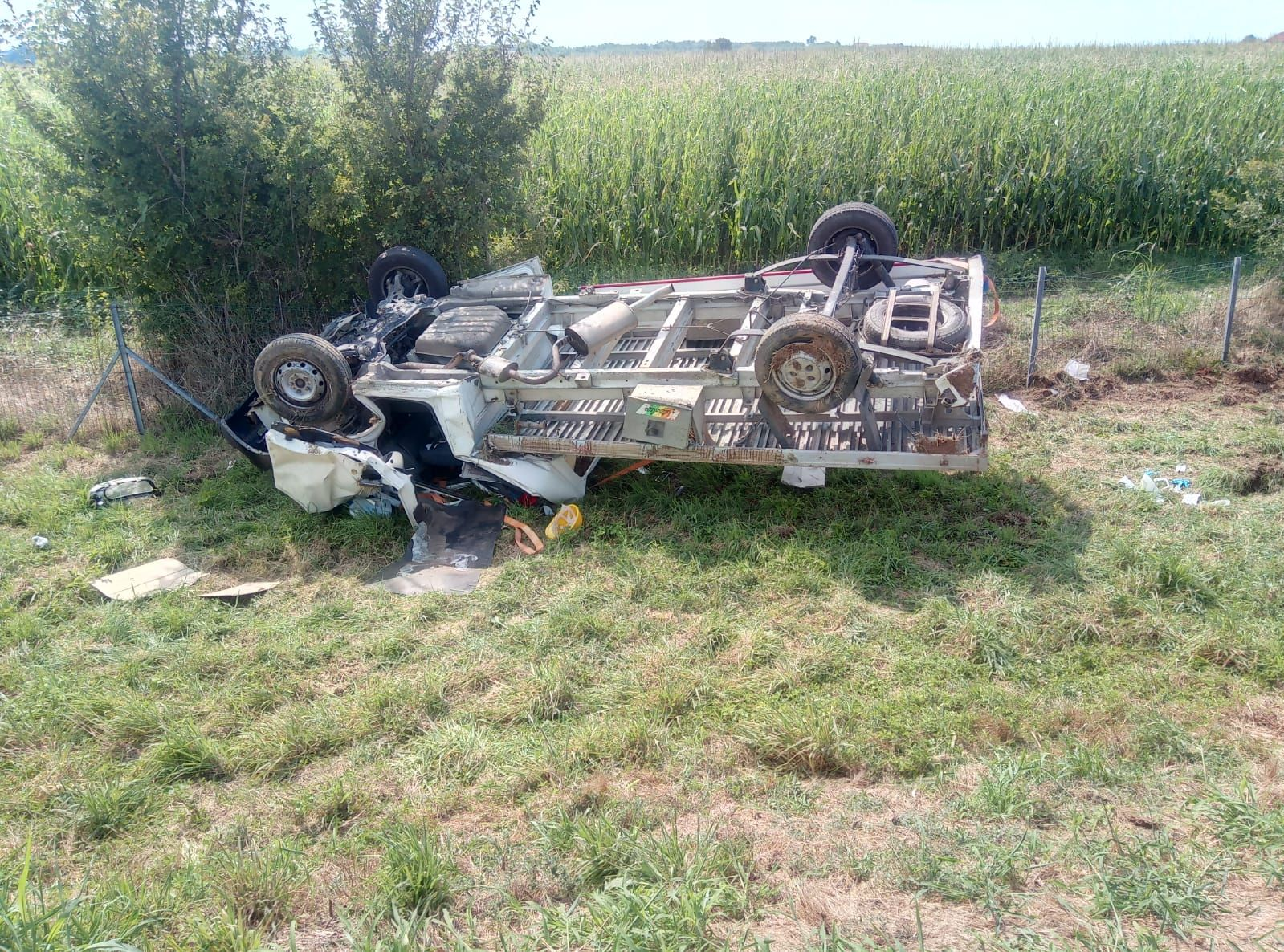INCIDENTE SULLA A6 - Camionista di San Maurizio Canavese ferito