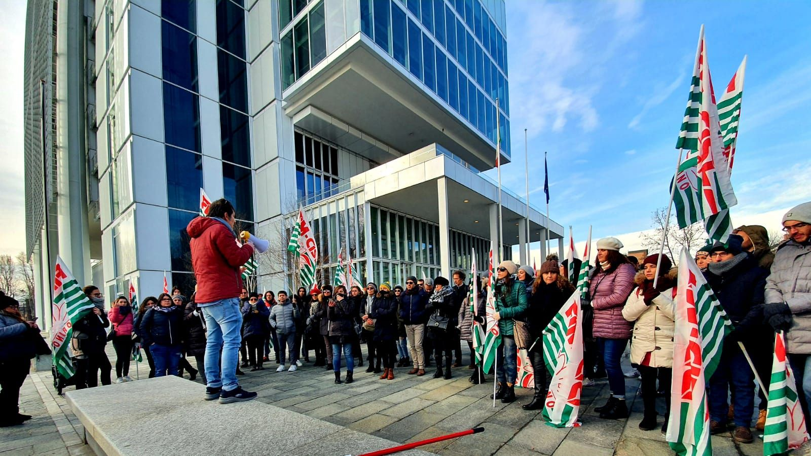 LAVORO - Dopo le proteste trovato l'accordo per la Olisistem