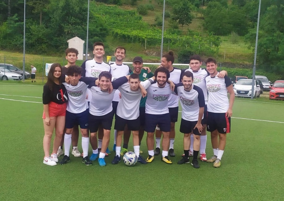 VALPERGA - Radu Team e FC Prosecco trionfano nei tornei di calcio a 5 e 7 - FOTO