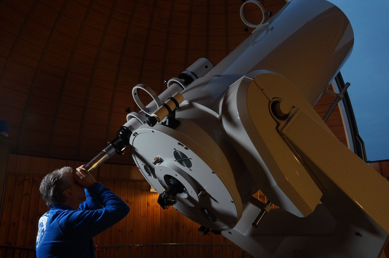 ALPETTE - Il polo astronomico ottiene la prestigiosa certificazione Herity International