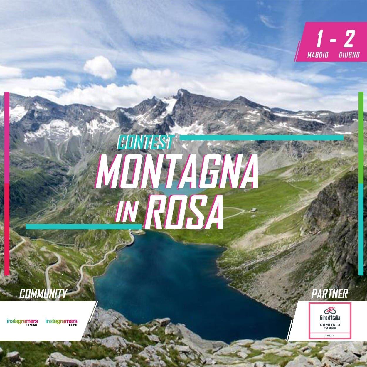 CANAVESE - Parte il contest fotografico #montagnainrosa per raccontare il Giro d'Italia